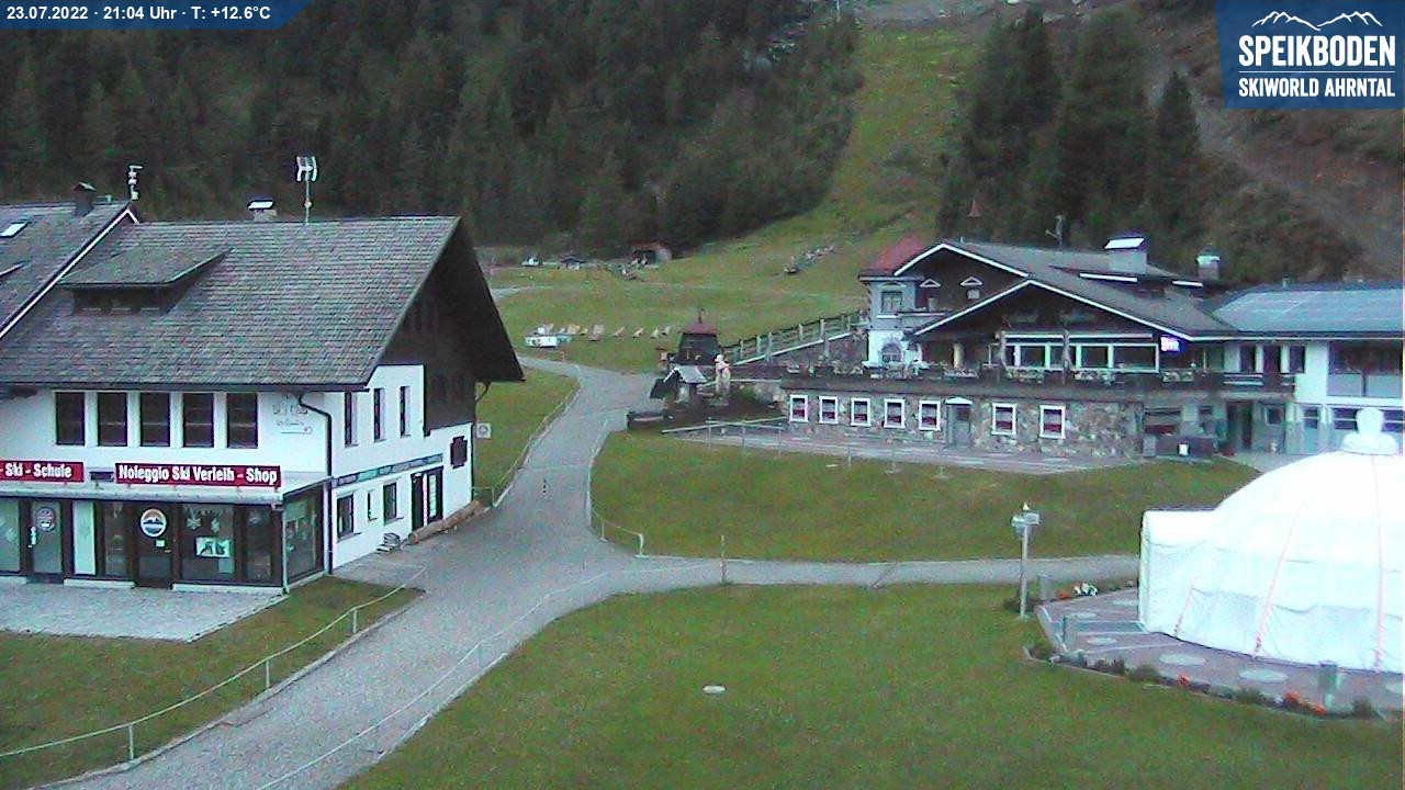 Live Webcams Speikboden